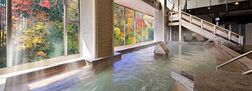 日高見の湯 檜風呂