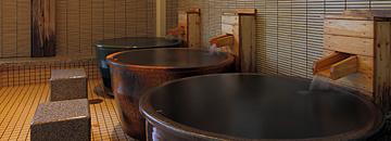 日高見の湯 陶器風呂