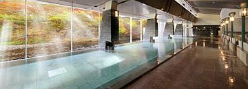 天河の湯 大浴槽