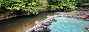 天河の湯 大露天風呂